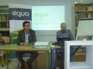 Esteban de Manuel explica la burbuja inmobiliaria enChiclana
