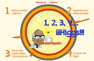 El boson de Higgs en 4pasos